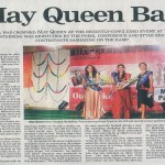 May Queen-Newspaper Coverage